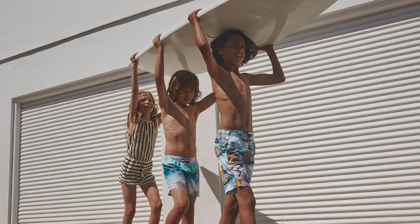 Bademode für Kinder: Unsere Lieblinge für den Strandurlaub