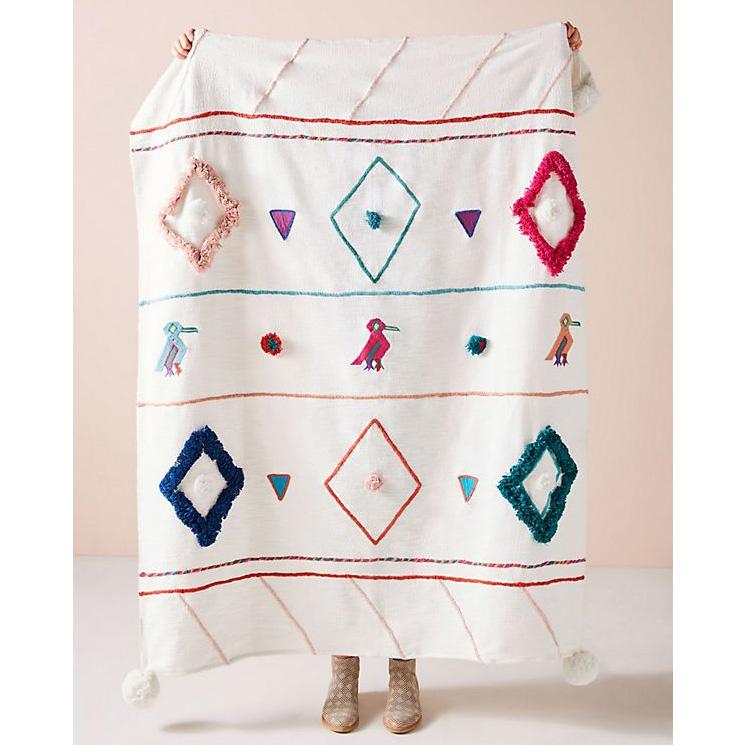 Decke geeignet für Picknick