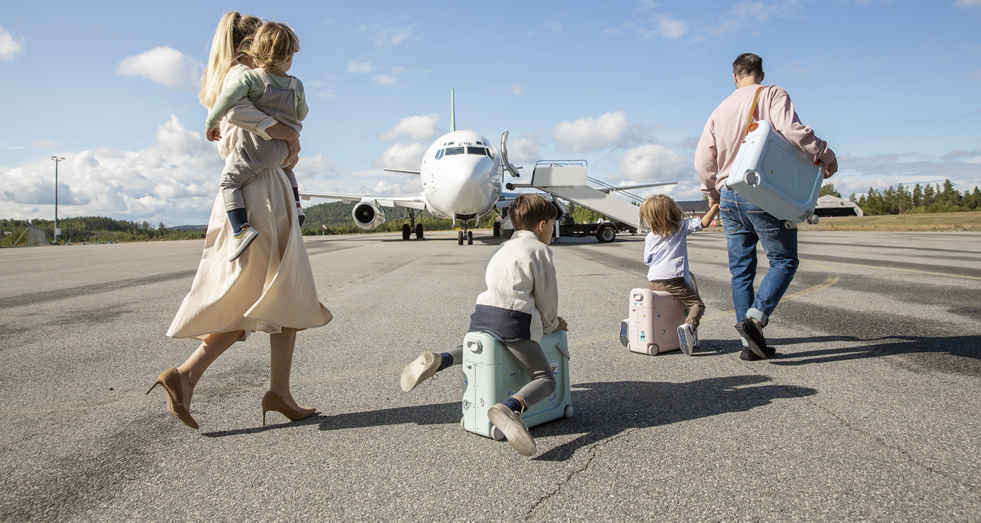 Rucksäcke und Koffer für Kinder: Begleiter für den Urlaub
