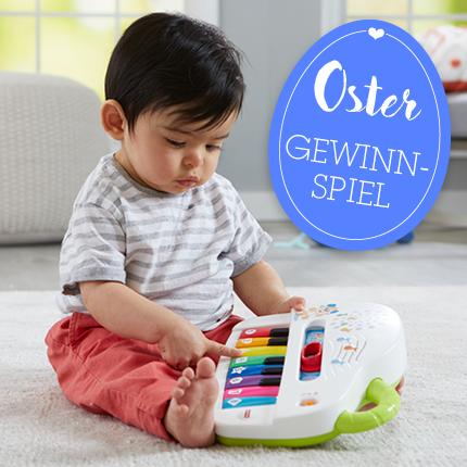 Spielzeuge für kleine Entdecker von Fisher-Price