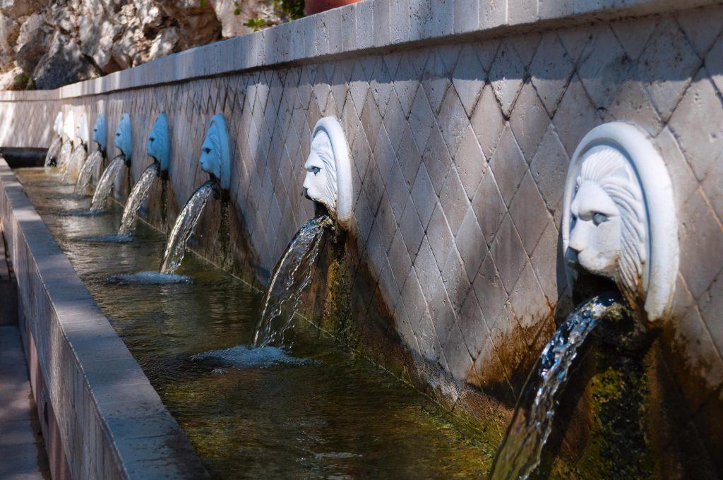 Kreta mit Kindern, Spili