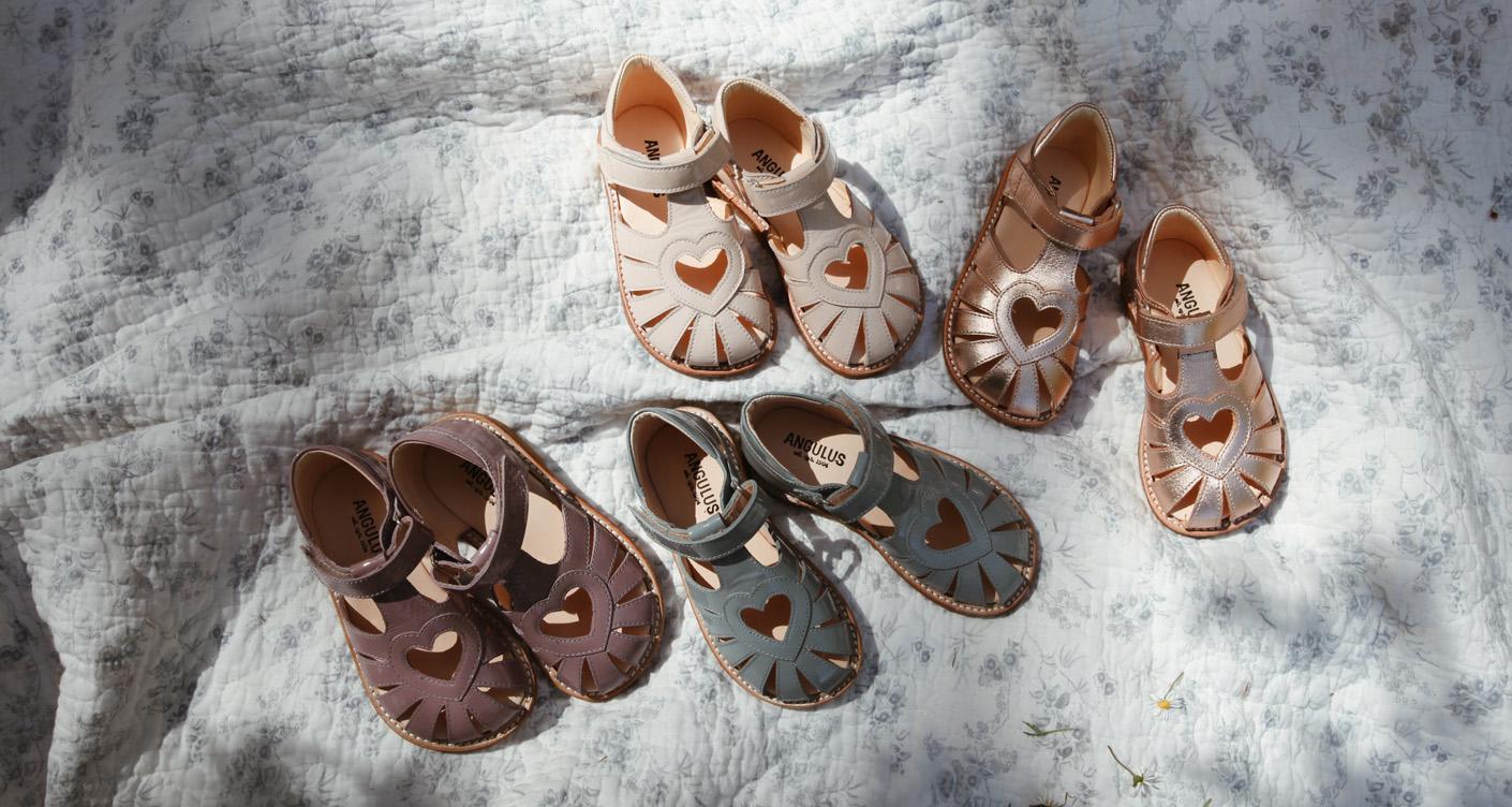 ANGULUS macht Schuhe für jede Fußform