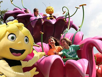 Gewinnspiel: Mit der Biene Maja die Bienen retten