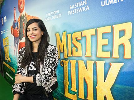 """Collien Ulmen-Fernandes im Interview zu """"Mister Link"""""""