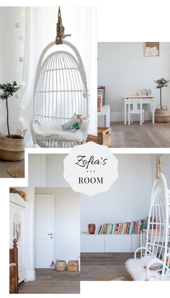 Vintage Kinderzimmer von Zofia