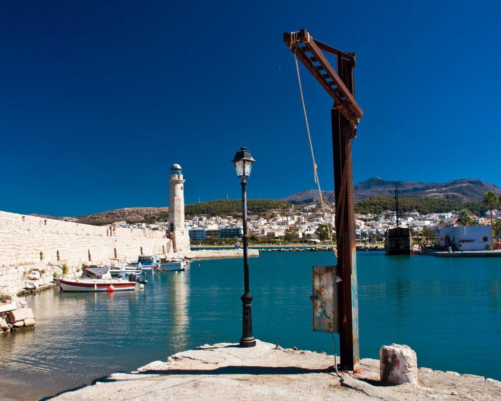 Kreta mit Kindern, Rethimnon