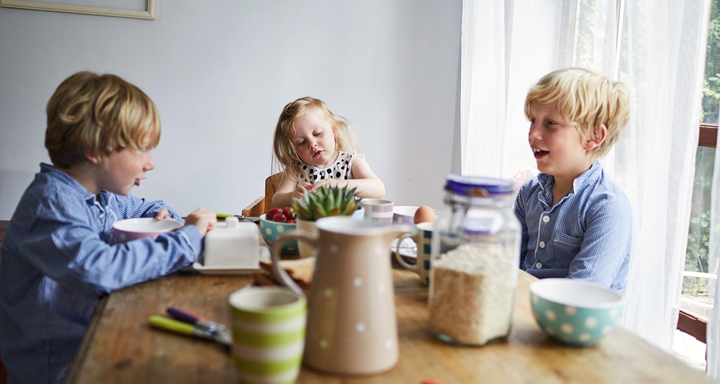 Frühstücksideen für die Familie – So fängt der Tag gut an!