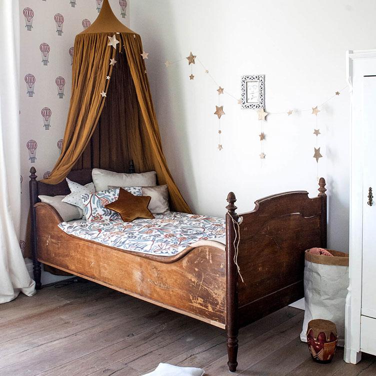 Vintagelook im Kinderzimmer: Hier wohnt Zofia