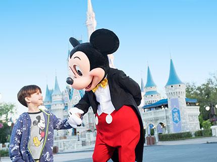 Das Walt Disney World Resort in Florida – Ein Traum (nicht nur) für Kinder