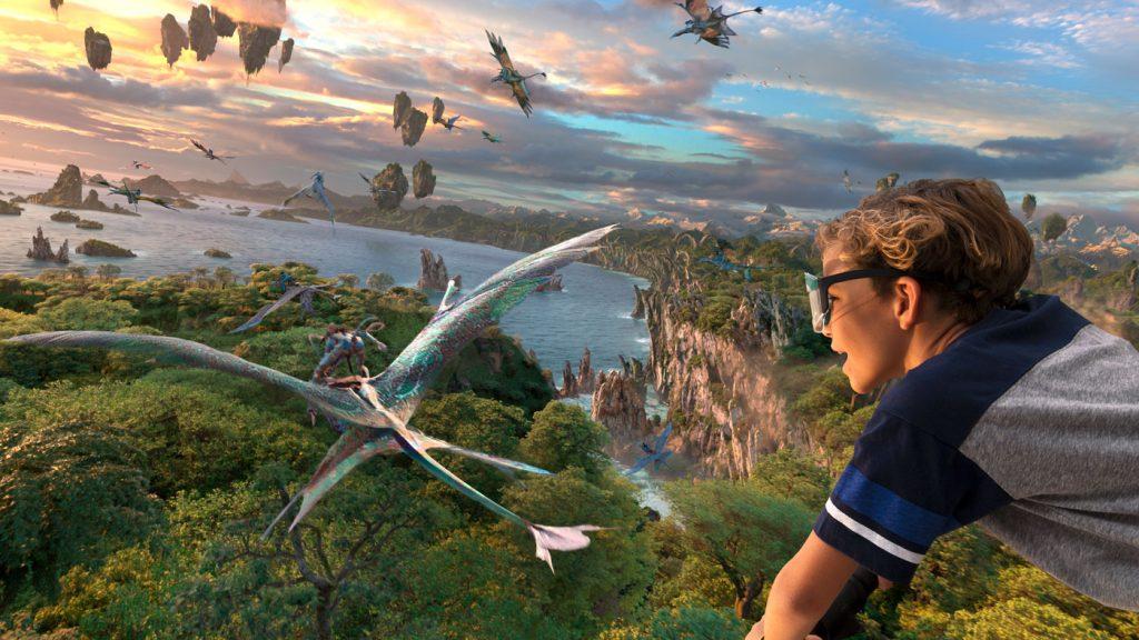 AVATAR Flight of Passage, Disney's Animal Kingdom Theme Park
