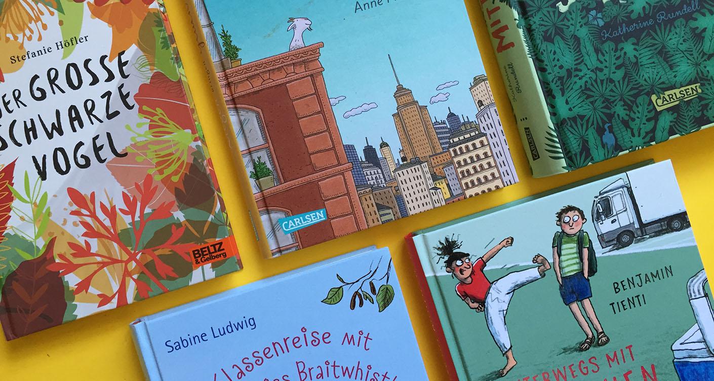 Spannende Kinderbücher für Leser ab 8 Jahren