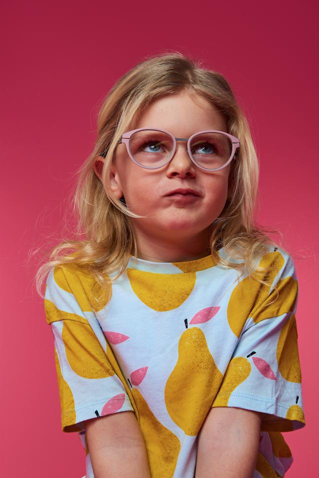 Schöne Kinderbrillen