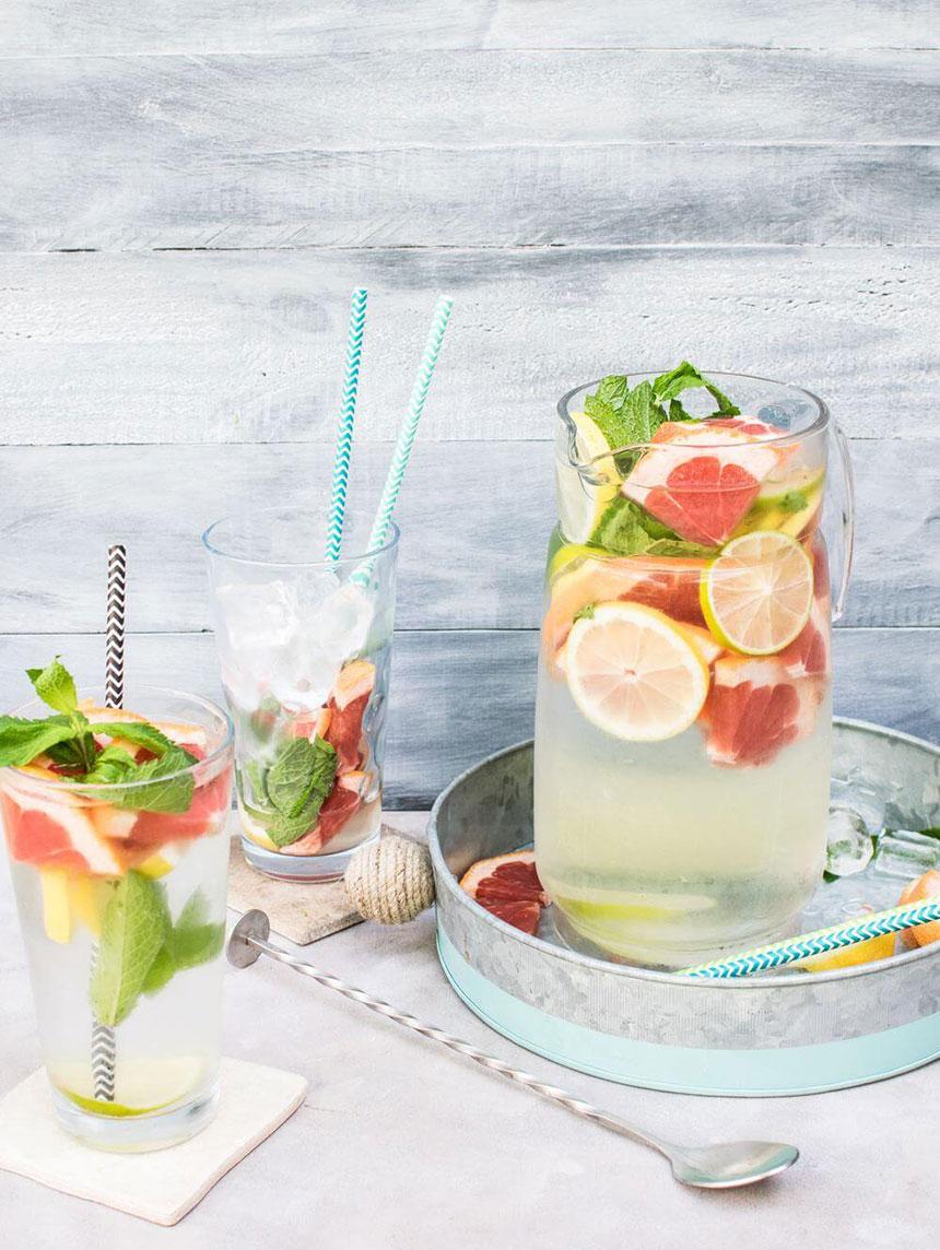 Gesund & erfrischend: Sommer-Getränke für Kinder