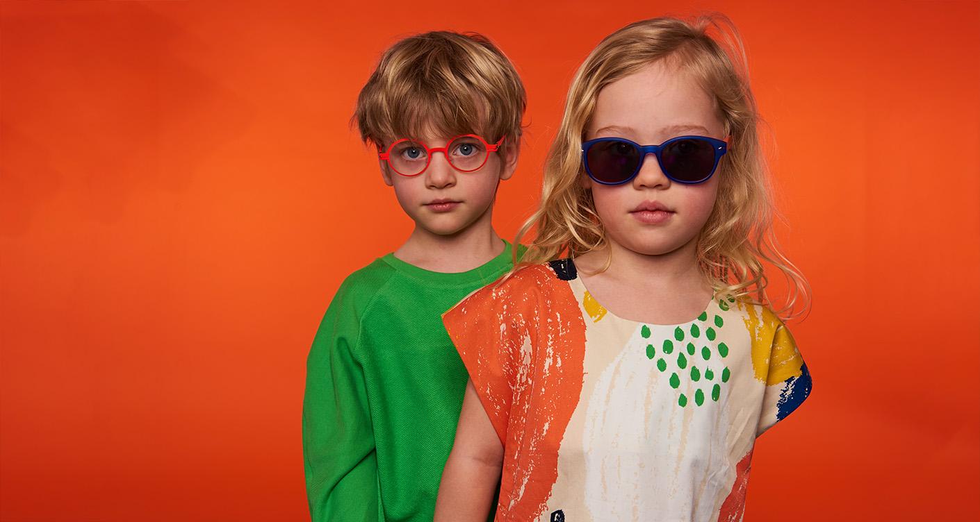 Dies sind die schönsten Kinderbrillen! Plus: Sehschwächen bei Kinder erkennen