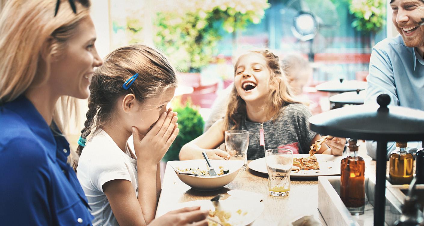 Essen in Berlin: Kinderfreundliche Restaurants und Cafés, die ihr kennen solltet