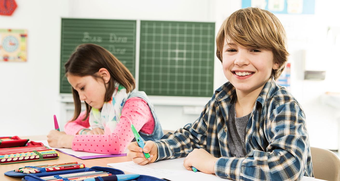Tipps zum Schreibenlernen von STABILO Education