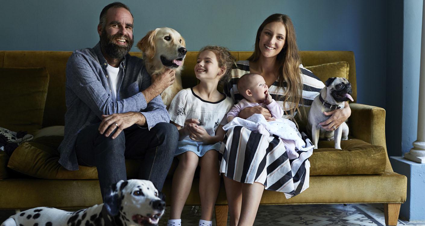 Entspannt bleiben:  10 Tipps für den Elternalltag
