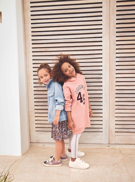 Kinderkleidung von NEXT – Stylish durch den Modesommer