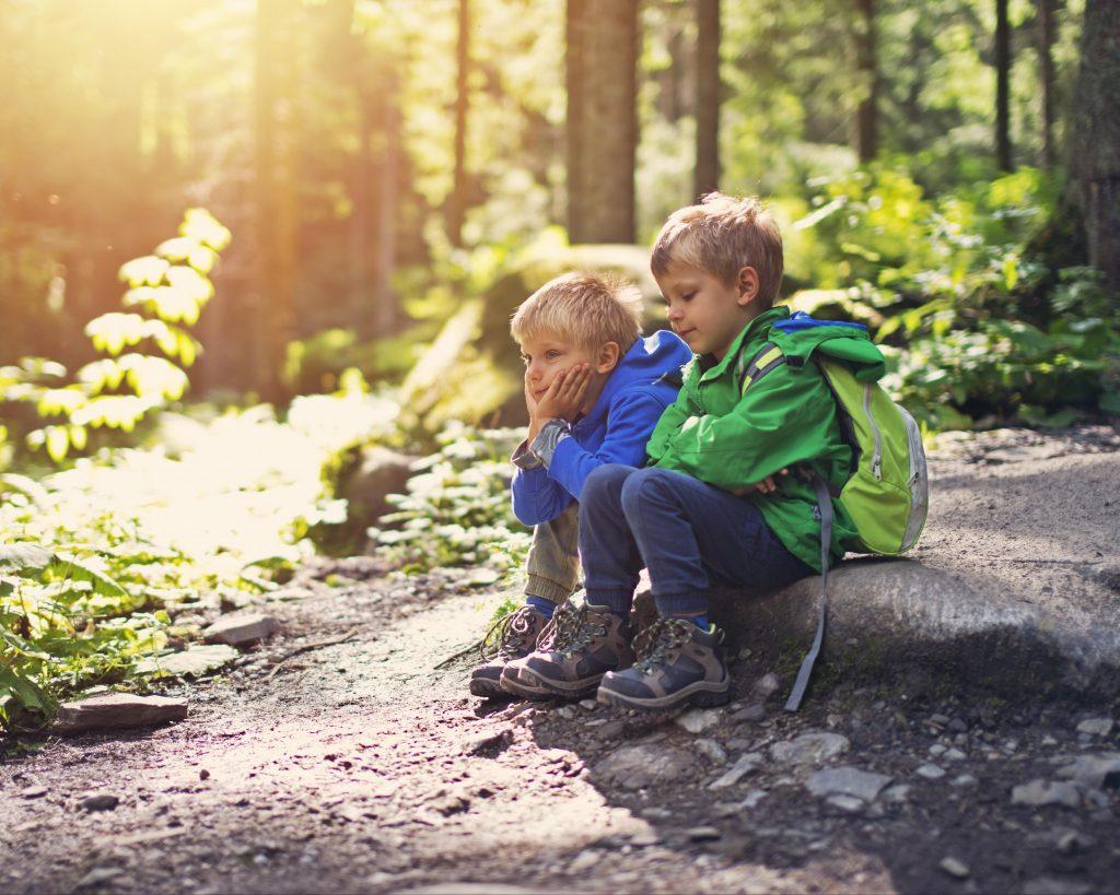 Oststeiermark mit Kindern