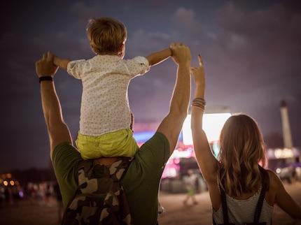 Festival mit Kind – Diese Festivals eigenen sich für die ganze Familie