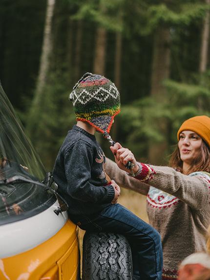 Caravaning mit Kindern: Tipps zum Familienurlaub in Wohnmobil und Wohnwagen
