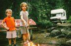 Urlaub im Wohnmobil mit Kindern