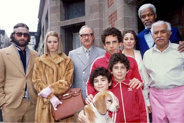 Filme über Familien, Royal Tenenbaums