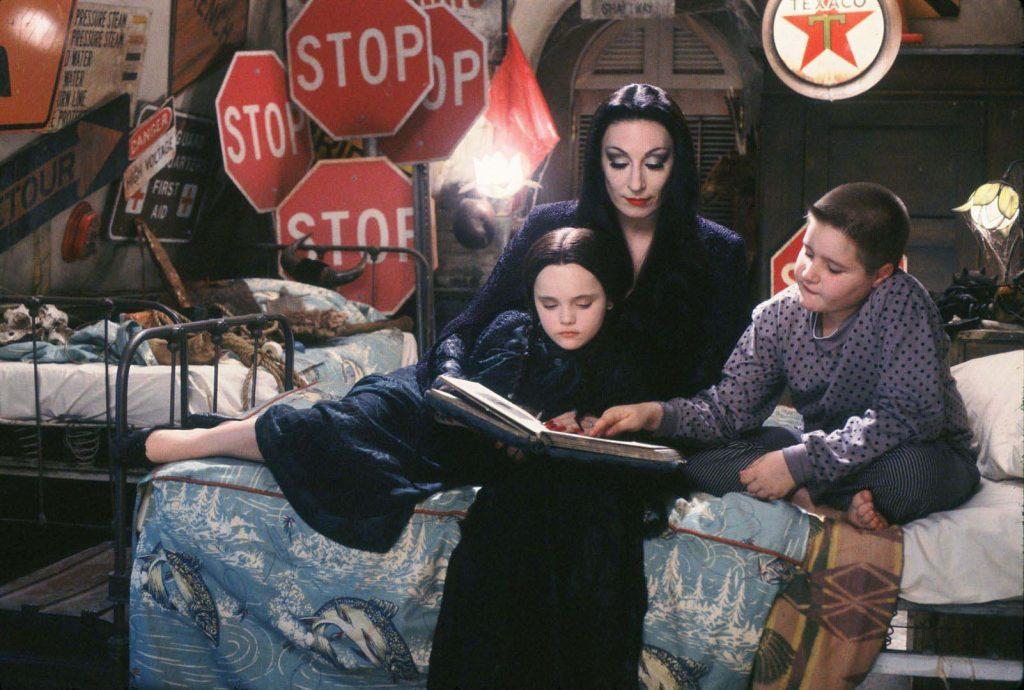 Filme über Familien; Addams Family