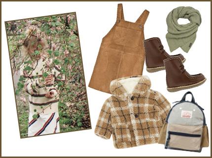 Modetrend Wanderlust: Herbstmode mit Outdoorfeeling
