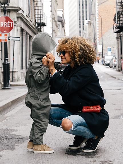 Au Pair: Kinderbetreuung durch Familienmitglied auf Zeit