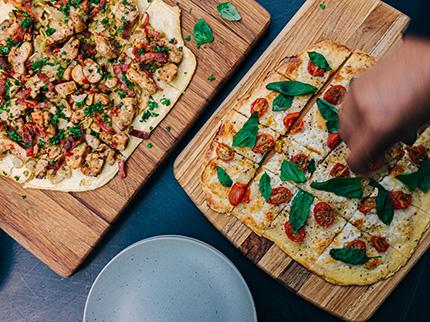5 einfache Pizza Rezepte
