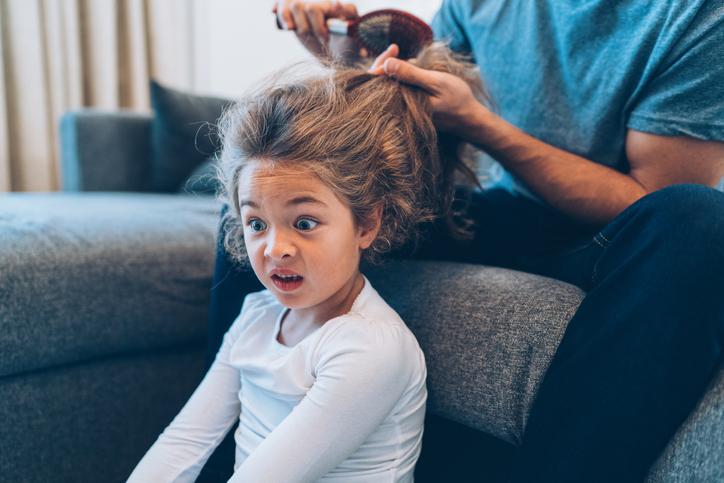 Väter Töchter Frisuren