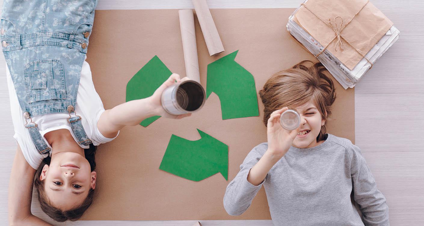 Kinderbücher zum Thema Umweltschutz