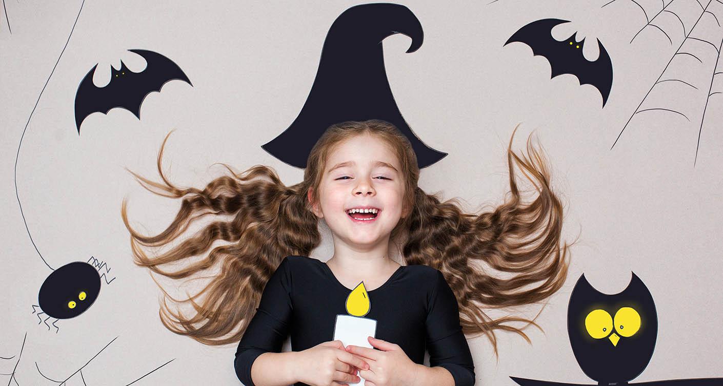 Partyspiele für Halloween für Kinder von 5-10