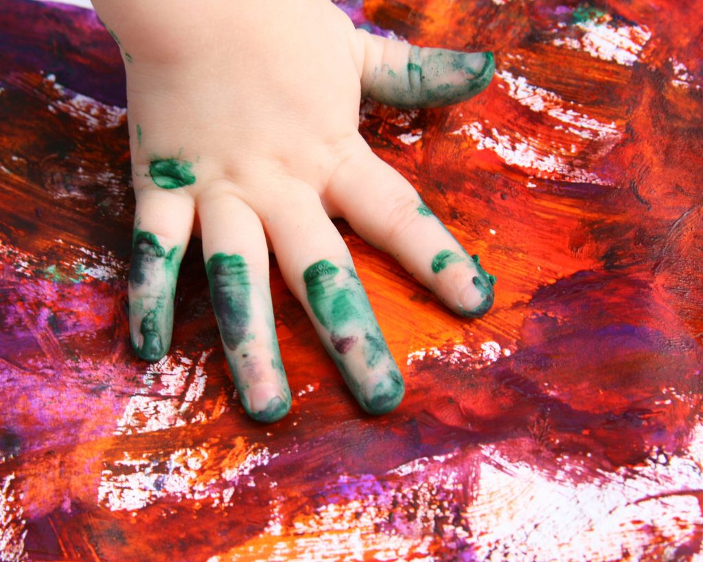 Montessori Übungen für 2-Jährige