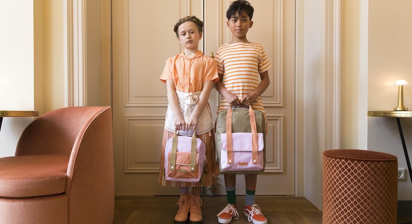 Kindermode aus Recyclingmaterial: Fünf Labels, die die Welt verbessern