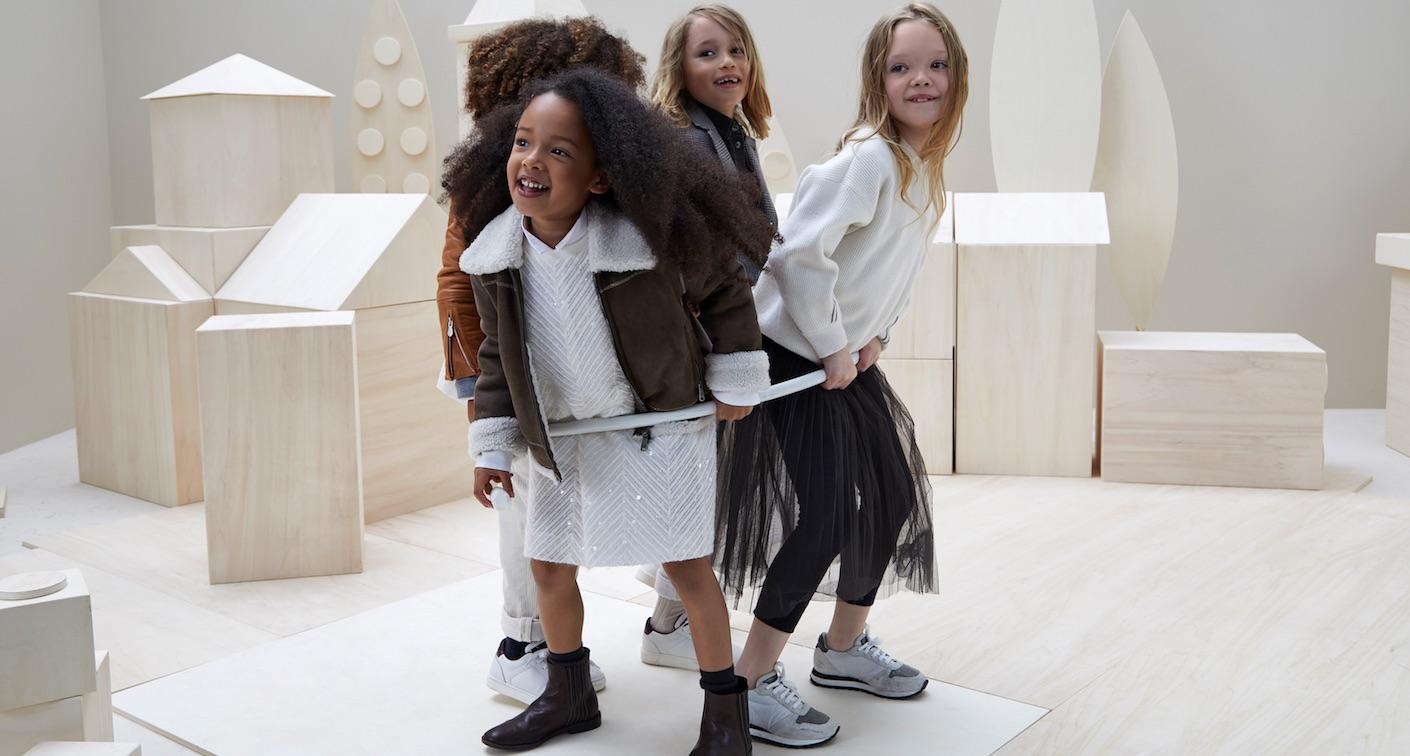 Brunello Cucinelli macht nun Kindermode! Im Interview mit dem Designteam