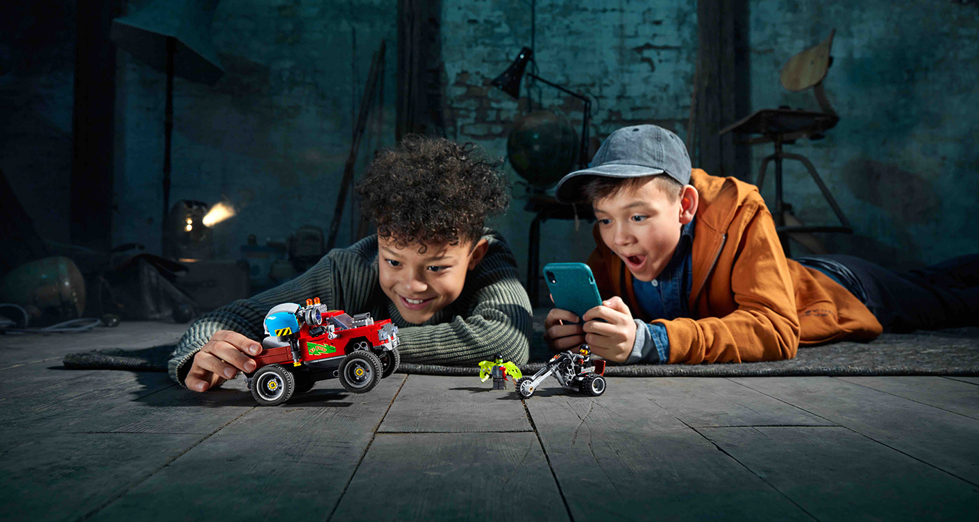 Lego Hidden Side – El Fuegos Stunt-Truck im Test