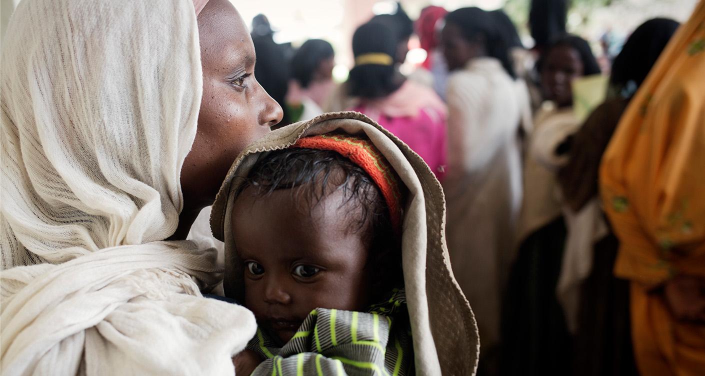 Pampers für UNICEF: Erfolgreicher Kampf gegen Tetanus
