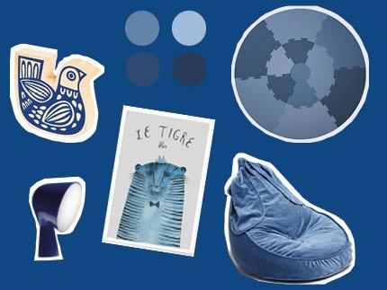 Pantone-Farbe 2020: Classic Blue für das Kinderzimmer