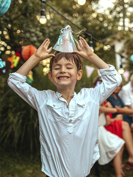 Spiele für den Kindergeburtstag –  10 Ideen für drinnen und draußen
