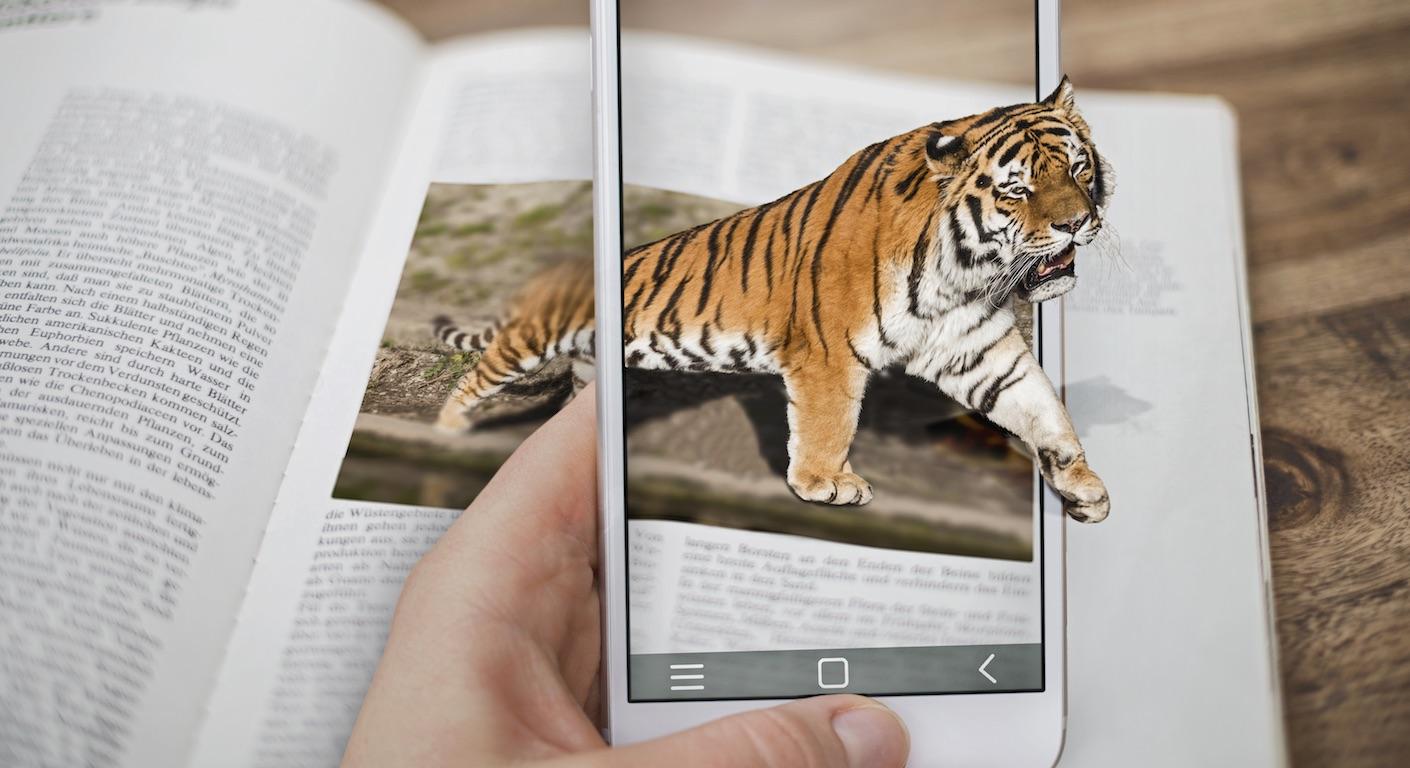 Augmented Reality – Interaktive Kinderbücher mit AR-Effekten