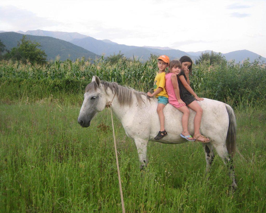 Reiseziele für Familien 2020 Georgien