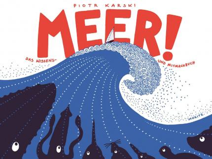 6 wunderschön illustrierte Bilderbücher übers Meer