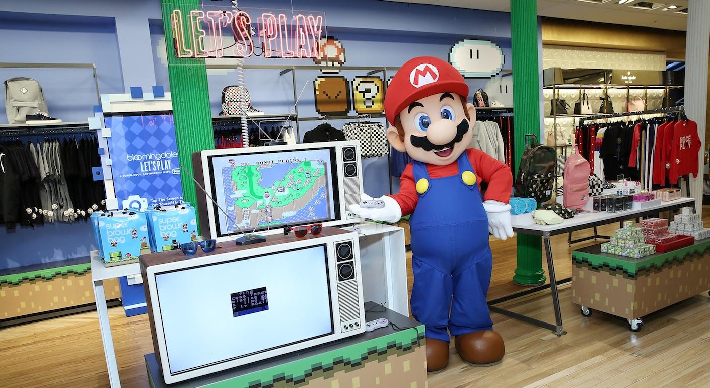 Super Mario Tag – Kindermode und Spielzeuge zum Mar10 Day!