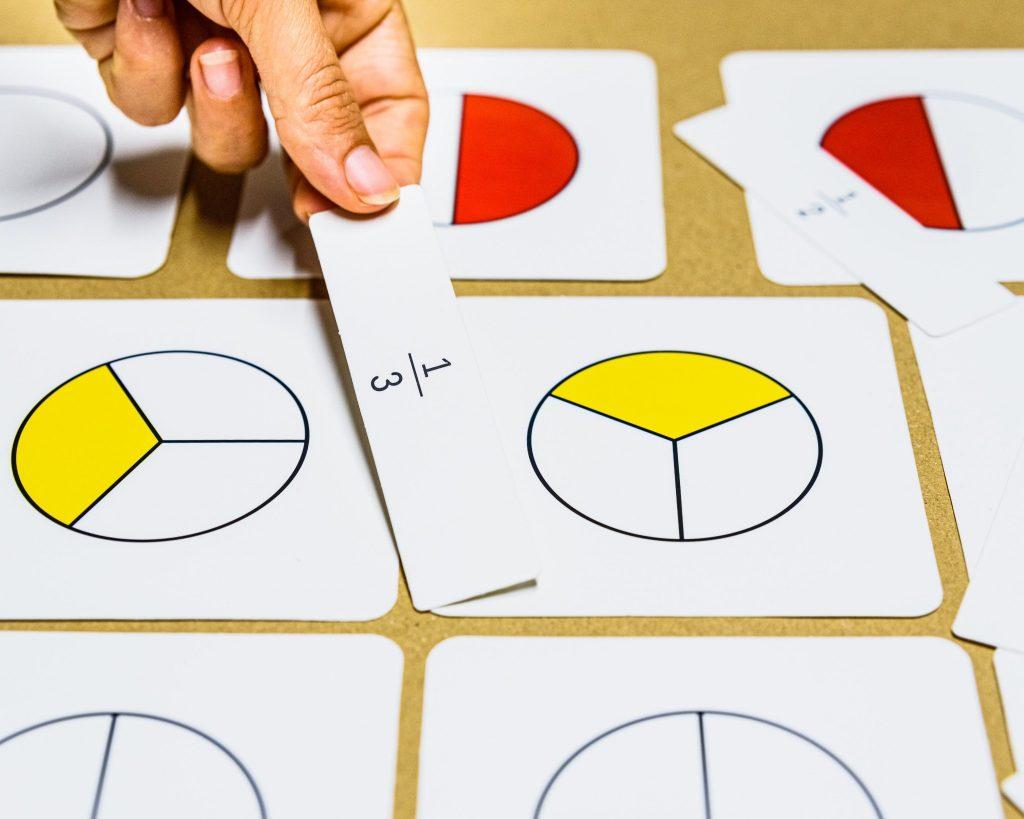 Montessori-Übungen für 6-8 Jährige