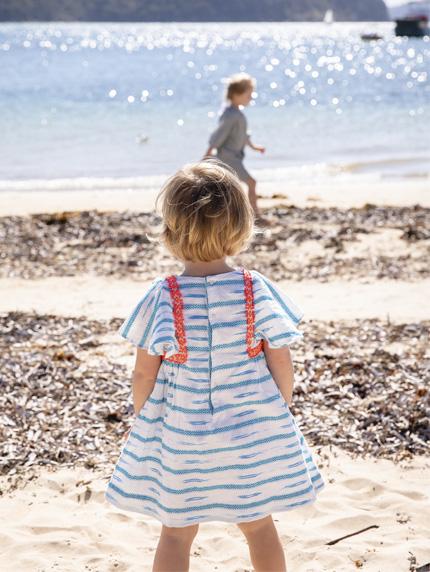 Familienurlaub: Mode und Spielzeug für den Strand