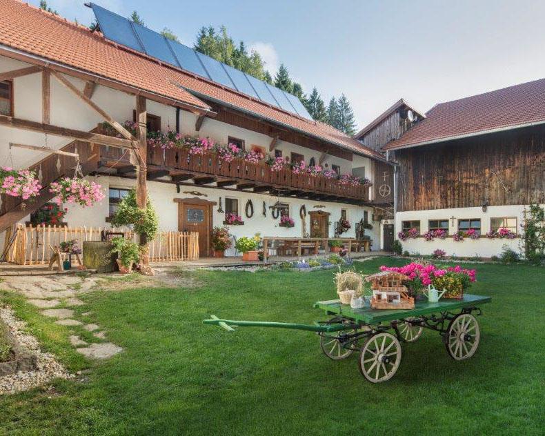 Ferien Bauernhof