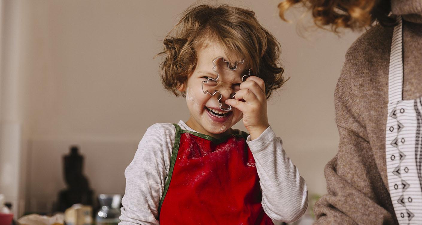 Schnelle Plätzchenrezepte: Weihnachtsbäckerei mit Kindern