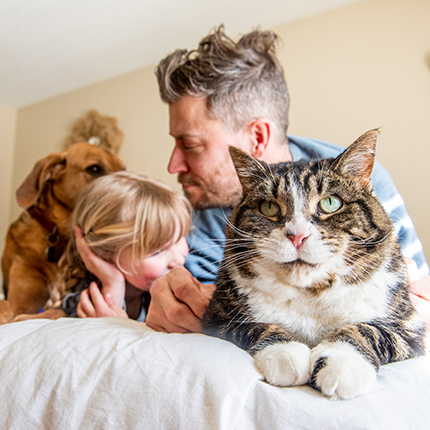Liebe geht durch den Magen – wenn jedes Tier besonders is(s)t